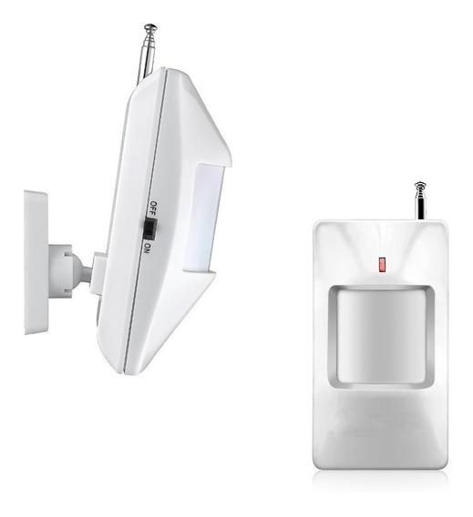 3x Sensor Infravermelho Sem Fio 433mhz Ic1527 Universal