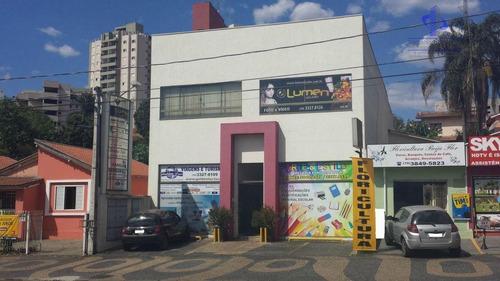 Imagem 1 de 2 de Sala  Comercial À Venda, Vila Bissoto, Valinhos. - Sa0086