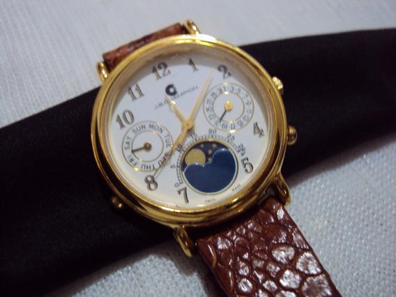 Relógio Quartz Unissex J.b.champinon Seminovo