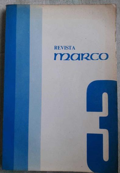 Livro Livro Revista Marco 3 4 Antonio Augusto Ba