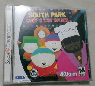 Sega Dreamcast - South Park Chef