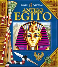 Livro Guia De Aventuras Pop-up - Antigo Egito