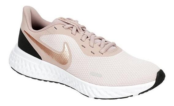 Tenis Nike Mod. 420034 Revolution 5 Rubor Para Mujer / H