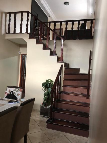 Sobrado Em Cidade Martins, Guarulhos/sp De 112m² 3 Quartos À Venda Por R$ 424.000,00 - So362263