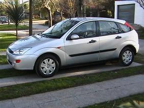 Ford Focus 1.8 I Ghia Tdi Año 2002.