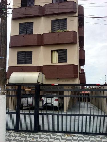 Apartamento 1 Dormitório Para Venda Em Praia Grande, Solemar, 1 Dormitório, 1 Banheiro, 1 Vaga - 189_2-562279