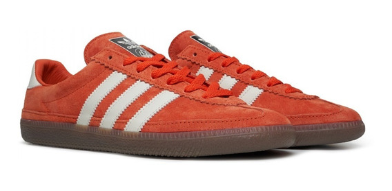 Tenis adidas Walley Spzl Samba Originals Casual F35716