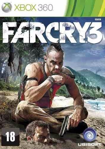 Jogo Farcry 3 Xbox 360 Original
