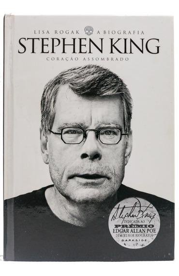 Stephen King Biografia Coração Assombrado