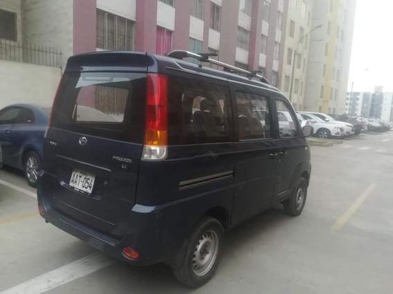 Vendido. Changan Minivan 8 Pasajeros Dual Glp
