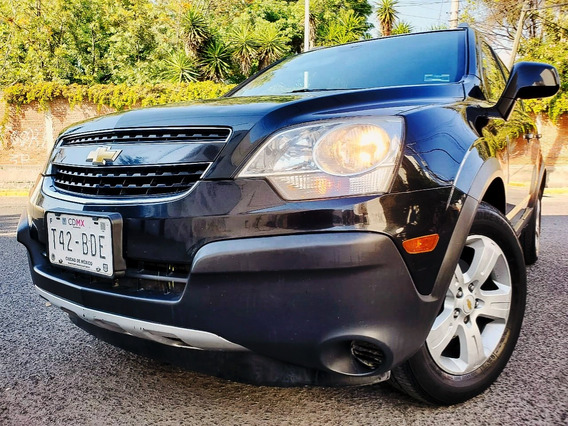 Chevrolet Captiva 2.4 Ls At 2014