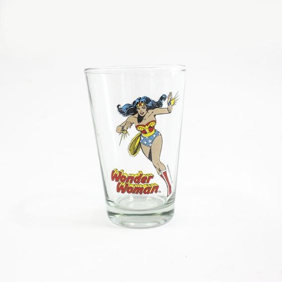 Vaso Wonder Woman Cocina Morph