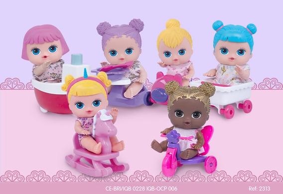 Boneca Lil Cutesies Unicornio Cotiplas