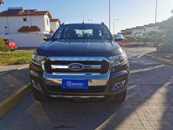 Camioneta Ford Ranger Limited 4x4 2017 Semi Nuevo