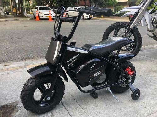 Moto Eléctrica Niño Moto Niño Rfz Mini