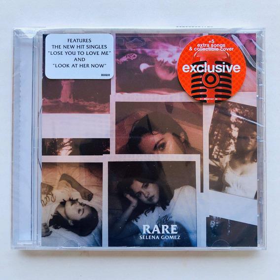 Selena Gomez Rare Target Edition 5 Bonus Track + Portada Lim