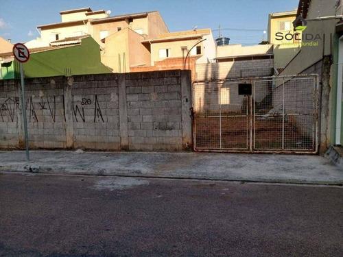 Imagem 1 de 4 de Terreno À Venda, 150 M² Por R$ 190.000,00 - Jardim Marambaia - Jundiaí/sp - Te0073