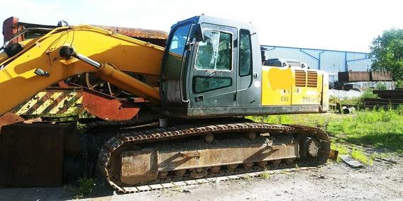Excavadora Hyundai Rolex Lc-7 290