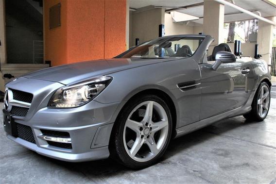Mercedes Benz Clase Slk 350 2015 Con 7,802 Kilometros