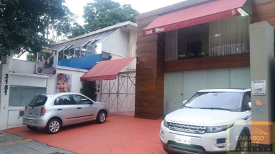 Excelente Imóvel Comercial Muito Bem Localizado Ao Lado Avenida Brig. Faria Lima - Eb82754