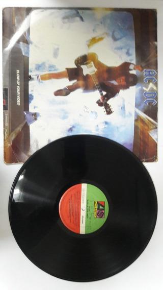 5 Vinil De Rock (ac Dc, Deep Purple, Beatles (2), Kiss)
