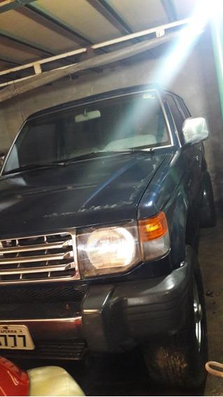 Mitsubishi Pajero Glx-b 4x4 Diesel