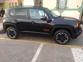 Jeep Renegade 2016 Version Trailhawk 4x4