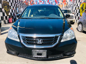 Serrano Automotriz Honda Odyssey 3.5 Exl Minivan Cd Qc At