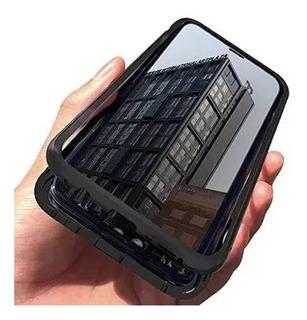 Funda Magnetica Vidrio Para Celulares Samsung + Envio