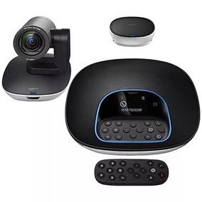 Camera Videoconferência Logitech Group Pto