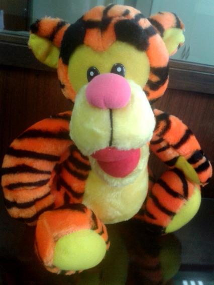 Boneco Pelúcia Tigrão (pooh Puff ) Usado Ler Bem Anúncio 7 H