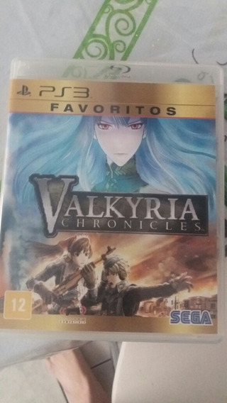 Valkyria Chronicles - Ps3 - Midia Fisica