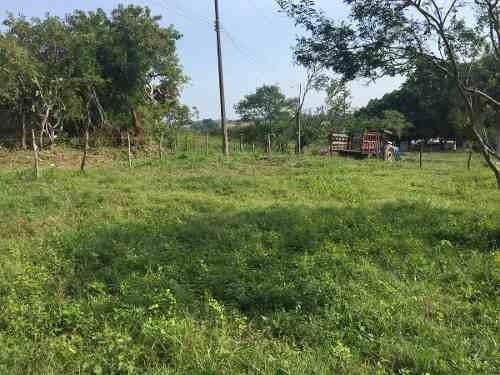 Terreno Carretera Tampico-poza Rica