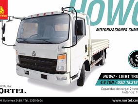 Howo - Light Trucks 4.9 Toneladas / 0 Km