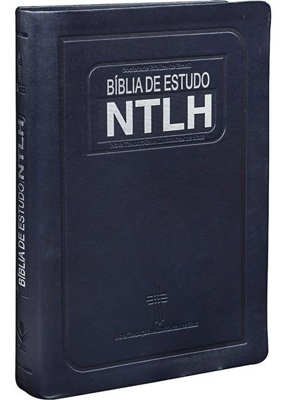 Bíblia De Estudo Ntlh - Novo Tamanho