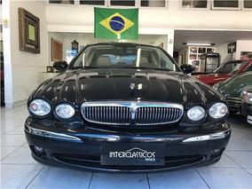 Jaguar X-type 2.5 Se V6 24v Gasolina 4p Automático