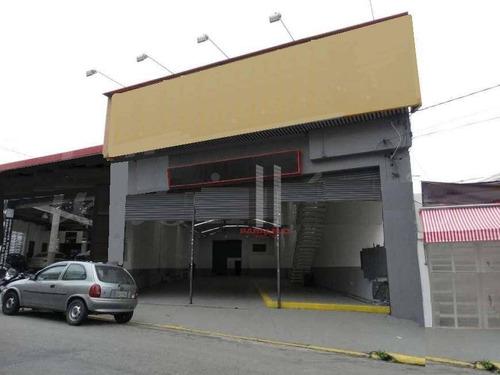 Salão, 950 M² - Venda Por R$ 3.200.000,00 Ou Aluguel Por R$ 25.000,00/mês - Mooca - São Paulo/sp - Sl0184