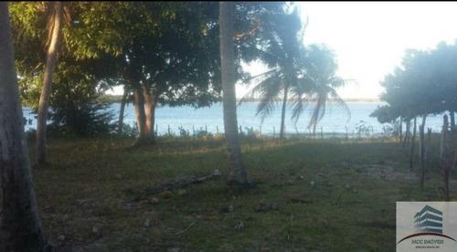 Terreno Beira Lagoa Da Boa Água A Venda