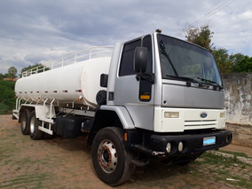Ford Cargo 6332 Ano 2009 Tanque Pipa 20 Mil Litros