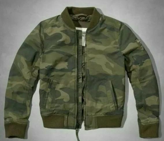Jacket Abercrombie, Camuflaje