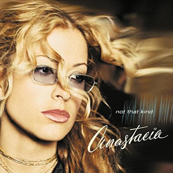 Anastacia Not That Kind Vinilo Audiophile 180 Gr Nuevo Imp