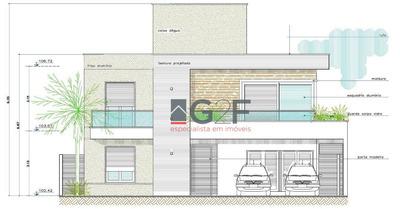 Casa Com 4 Dormitórios À Venda, 317 M² Por R$ 0 - Loteamento Parque Dos Alecrins - Campinas/sp - Ca6144