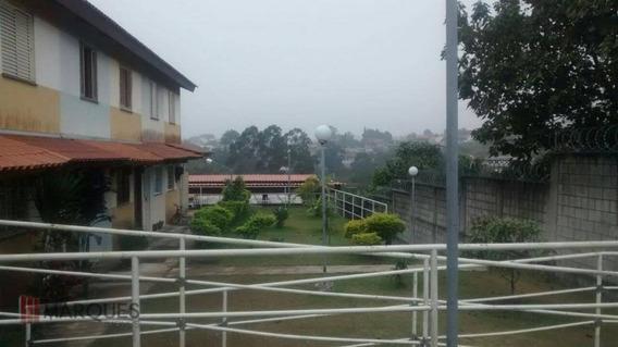 Sobrado À Venda, 52 M² Por R$ 165.000,00 - Parque Dourado - Ferraz De Vasconcelos/sp - So0017