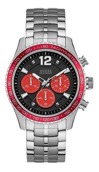Relógio Masculino Guess Analógico 92644g0gsna5 Aço