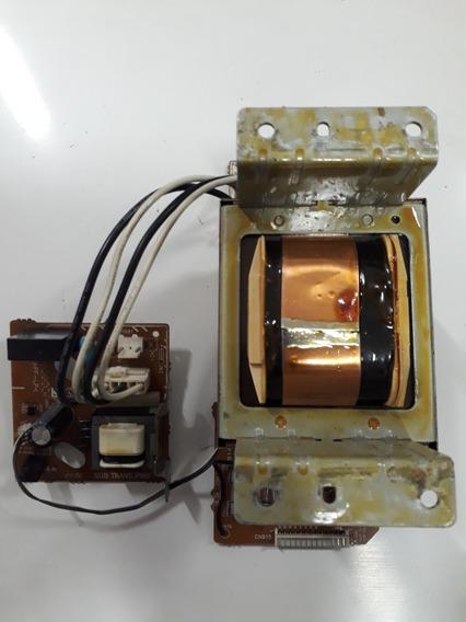 Transformador De Potencia E O De Estand Bay Do Som Sony