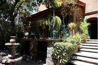Casa Colonial En Venta, Santa María Tepepan, Xochimilco