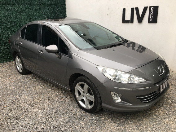 Peugeot 408 Allure Plus 2.0n Año 2013 - Liv Motors