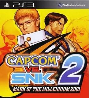 Capcom Vs Snk 2 Ps3 - Play Perú