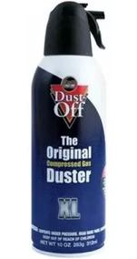Spray De Ar Comprimido Greika Dust Off 300ml - Limpeza