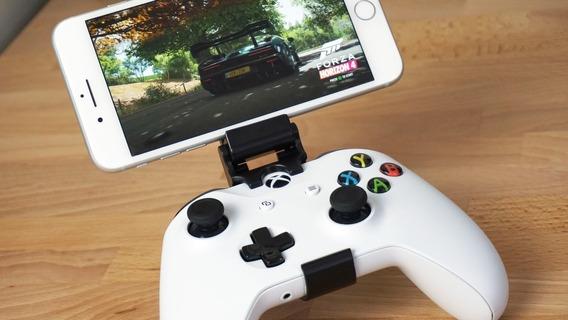 Suporte Base Controle Xbox One Xcloud Smartphone Android Ios Acessório Gamepad P/ Jogar Celular ( Apenas Suporte )